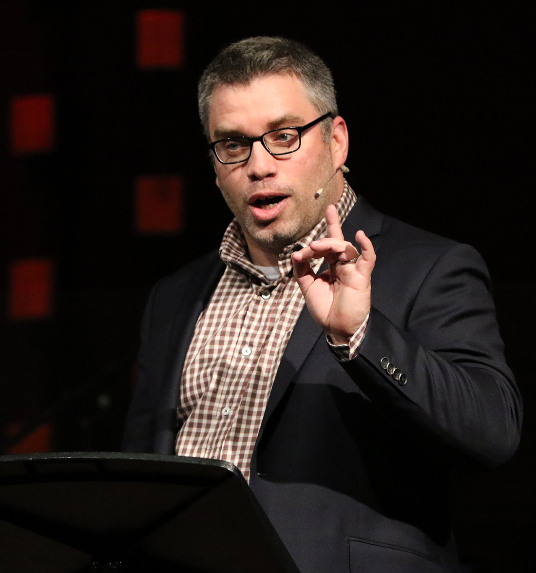 Dean Inserra at the National Conference on Preaching