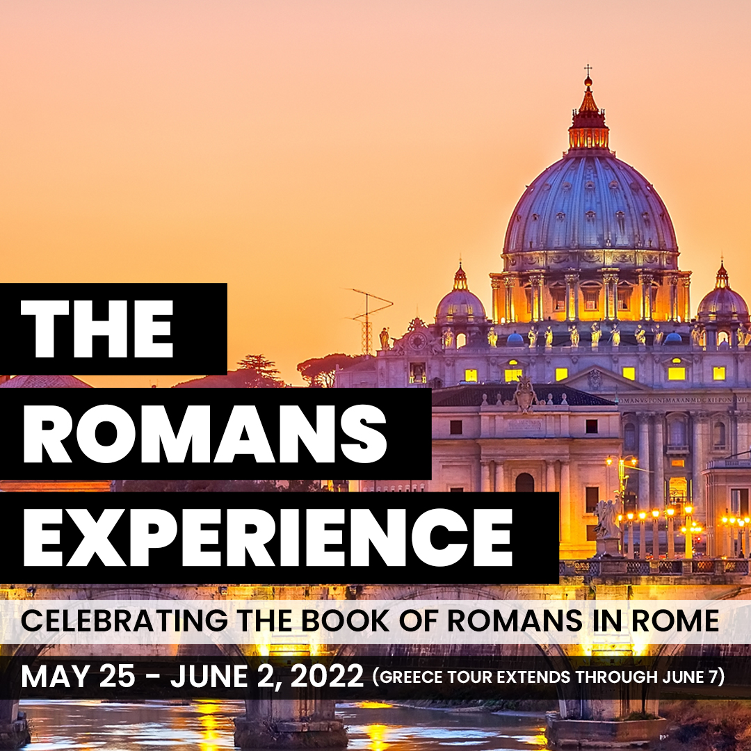 The Romans Experience | Celebrating the Book of Romans in Rome